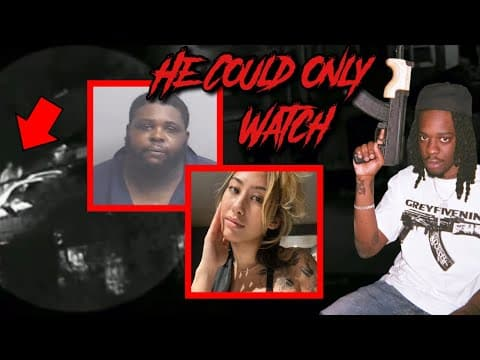 RAPPER WATCHED HIS GIRLFRIEND GET KIDNAPPED, SHE WAS FOUND DEAD 5 HOURS LATER