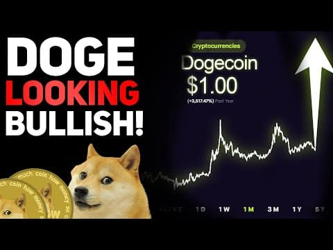DOGECOIN LOOKING BULLISH? MAJOR DOGECOIN PRICE PREDICTION!