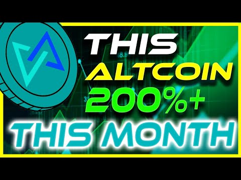 ? Huge Potential ? This Altcoin Gained Over 200% This Month | Crypto News Today