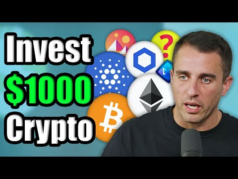 How to Invest Your First $1000 in 2021 | Anthony Pompliano Explains | Cryptocurrency Investing