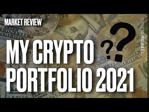 MY CRYPTO PORTFOLIO 2021