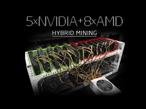 Mining Rig selber bauen für 1-13 Grafikkarten (GPU) Ethereum Bitcoin usw. schürfen