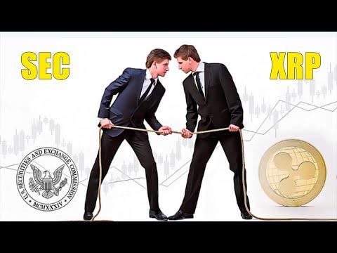 SEC против XRP: SEC пытается обмануть Ripple? Достигнет ли XRP 10 долларов?