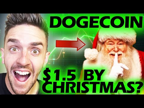 DOGECOIN OFFICIAL PRICE PREDICTION BY CHRISTMAS 2021