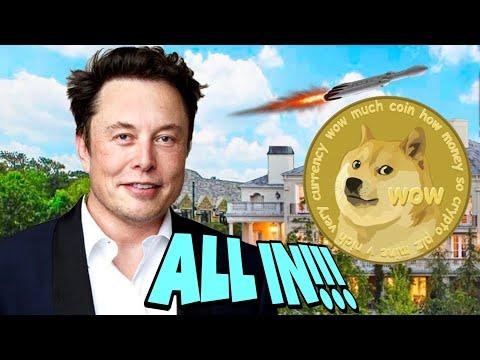 Elon Musk GOING ALL IN on Dogecoin ?⚠️?