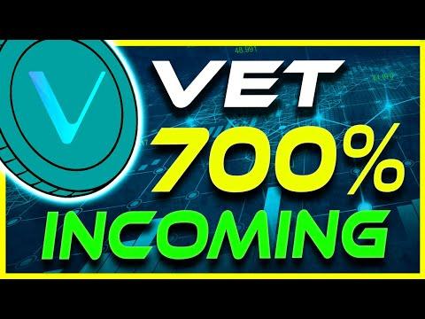 700% Incoming! $1 VET   VET Analysis & Update   Crypto News Today