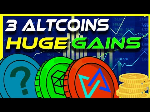 ? 3 CHEAPEST  Altcoins to Make You RICH ?   Crypto News Today