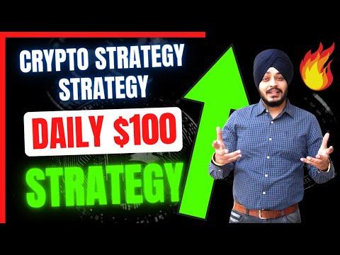 CRYPTO – EARN DAILY $100 CRYPTO TRADING STRATEGY 3 ✔️ | CONFIRMED PROFIT IN CRYPTO #crypto