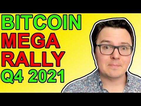 Bitcoin Mega Price Rally Q4 2021 [Crypto Double Bubble]