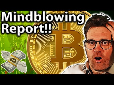 Have You SEEN THIS?? Institutional Crypto Report!! 💸
