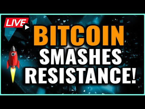 Bitcoin AND Cardano SMASH KEY RESISTANCE! Do These Facts Endanger The Run? Coffee N Crypto LIVE