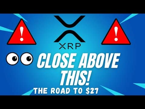CLOSE ABOVE THIS!!  – RIPPLE XRP PRICE PREDICTION! – RIPPLE XRP 2021 – RIPPLE TECHNICAL ANALYSIS