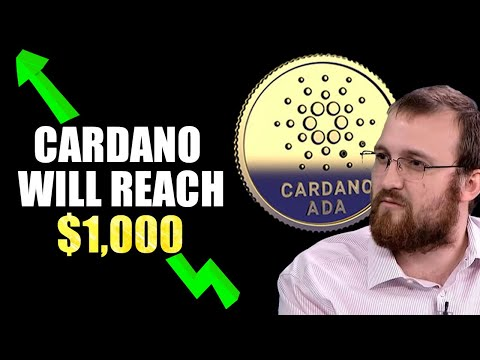 Why Hoskinson CERTAINLY Believes Cardano ADA Will HIT $1,000
