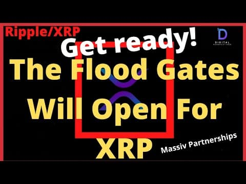 Ripple/XRP-XRP Price Resistance,Dollar Weakens,Ripple Massive Partnerships,The Flood Gates Will Open