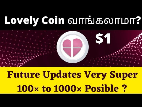 """Undervalued Coin – """"Lovely Inu Finance"""" ? 100× Profit & Its $1 Posible?? Buy or Don't Buy ? ?"""
