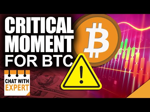 Bitcoin At CRITICAL MOMENT (Digital Gold Breaking Resistance)