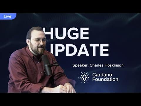 Charles Hoskinson: NEW ATH!!! We Expect $120 per Cardano in the end of 2021! Cardano big update!