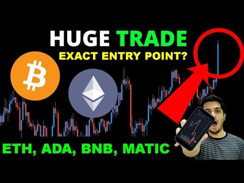 ? Most Important Bitcoin Next Move ? Cardano ADA, BNB, Ethereum, Matic ✅ Crypto News Today ?