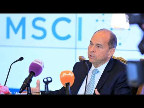 MSCI CEO on HKEX Index Futures Deal, China Crackdown, Crypto