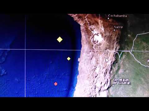 Tectonic Plates Shifted – 3 Tsunami Stations In Event Mode. Be Prepared.. 8/23/2021