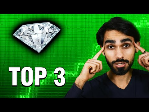 I Am Watching THESE THREE Altcoin Gems (My Current Crypto Trading Strategy)