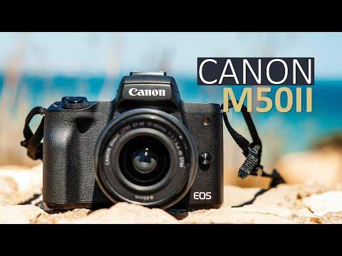 Canon EOS M50 Mark II – czy warto? Nasze wnioski po wakacyjnych podróżach