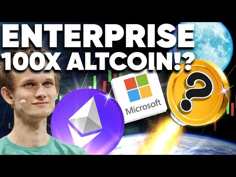 This Altcoin Is Taking Over Ethereum Enterprise!! 100x Moon Imminent!?