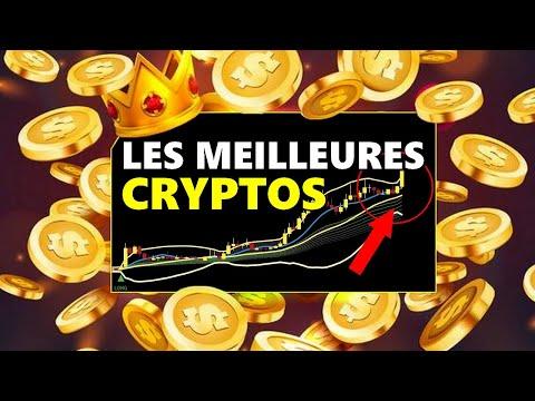 CRYPTOS À FORT POTENTIEL ! 🤑 Analyse du top 8 crypto-monnaies : Bitcoin, Ethereum, BNB, VET, ADA.. 📈