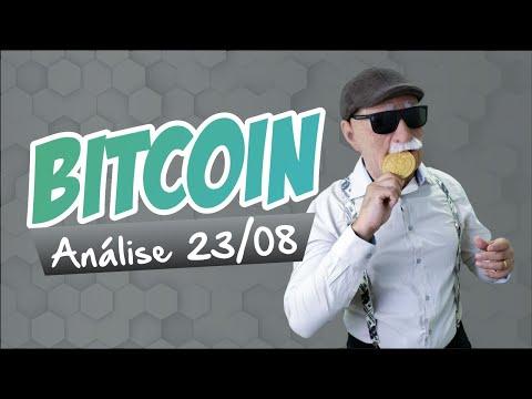 Análise gráfica Bitcoin, Ethereum, Binance Coin, Cardano, Ripple e outras 33 criptomoedas – 23/08/21