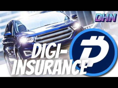 Digibyte & Lifehash, Insurance On Blockchain | DGB Update