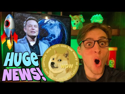 Dogecoin SKYROCKET Elon Musk Genius New Plan ⚠️
