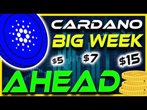 CARDANO Breakout! ADA BIG Week For Price Discovery! | Crypto News Today
