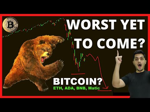 ? Emergency Bitcoin More Dump Incoming ⚠️ Ethereum, Cardano, Matic, BNB? Crypto News Today ?
