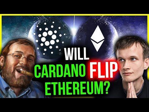 CAN CARDANO BECOME THE BIGGEST ALTCOIN IN CRYPTO?