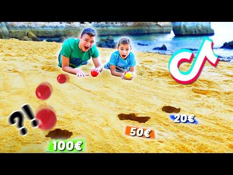 Beach Money Ball !! ???