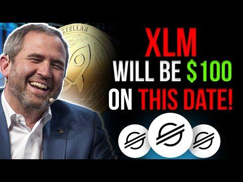 CEO Ripple Says STELLAR LUMENS Will Hit $5,000? Xlm Price Prediction