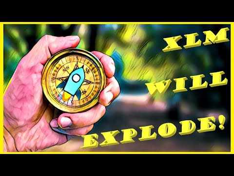 Stellar XLM Price Will Explode Once This Level Is Broken!