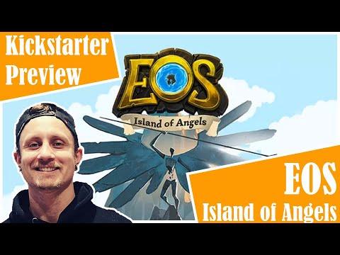 PottGamer Spezial   Kickstarter Preview: EOS – Island of Angels