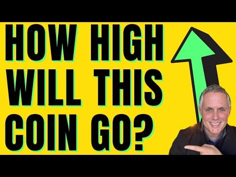HOW HIGH WILL THIS COIN GO? WILL THIS ALTCOIN GO UP 2X, 5X, 10X?!