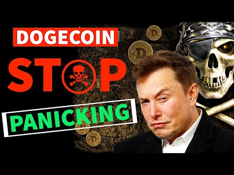 DOGECOIN DO NOT PANIC! LATEST BREAKING NEWS AND PRICE UPDATES! #DOGECOIN #ADA