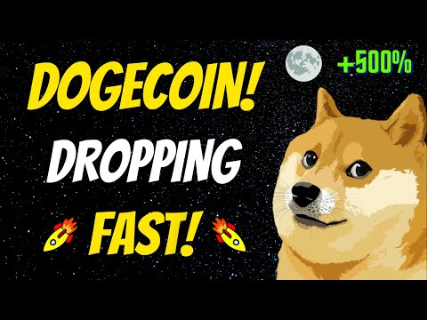 ? NEW DOGECOIN UPDATE! DOGECOIN DROPPING FAST! *PREDICTION & NEWS*
