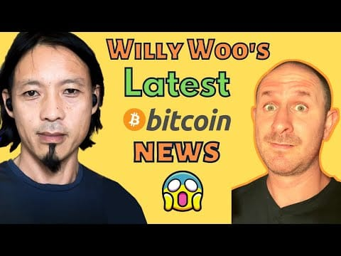 Willy Woo Says A Bitcoin Pullback Is Coming – Am I Selling My Bitcoin? Crypto News 2021