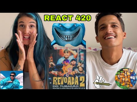 REACT/ REVOADA DO TUBARÃO 2 [ MC KEVIN ETERNO ?] CHAPADOS EM BCN ?????