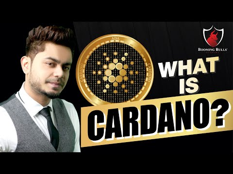 What is Cardano? || Cryptocurrency || Booming Bulls || Anish Singh Thakur