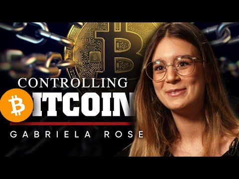 Can The Government Control Bitcoin? ?  Gabriela Rose On Crypto