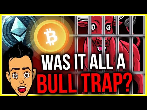 IS THE WORST OVER OR ARE BITCOIN BULLS IN TROUBLE?