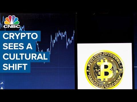 Crypto is seeing a cultural shift: Galaxy Digital's Mike Novogratz