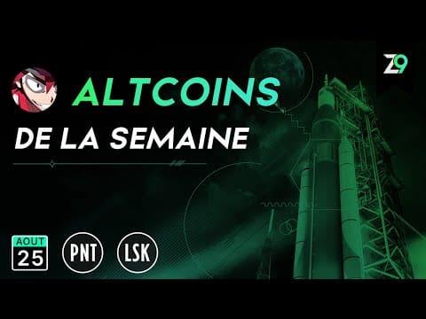 Des Altcoins sexy mais un Bitcoin dangereux ?    Bitcoin, ETH, pNetwork, Lisk, Ambrosus