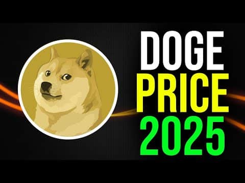 HOW MUCH WILL 1000 DOGECOIN TOKENS BE WORTH BY 2025? – DOGE Dogecoin Cryptocurrency