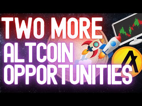 IOTA & ALGORAND (ALGO) – The Next Two Cryptocurrencies to Take Off? Altcoins to Buy?